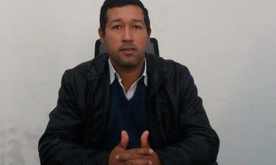 Nuevo intendente de San Cristóbal  seguirá promoviendo obras viales