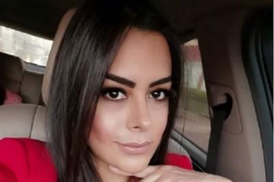 Larissa Riquelme declaró en Argentina