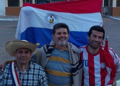 Abogado observa exceso policial tras escrache a monseñor Valenzuela