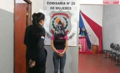 """Imputan por intento de Homicidio Doloso a mujer que apuñaló a la """"ex"""""""