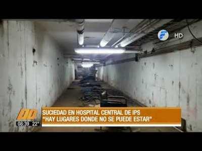 Depósito irregular de basura afecta directamente a niños en IPS