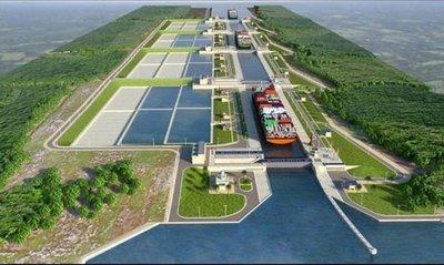 Gobierno de Nicaragua insiste en la construcción del canal interoceánico