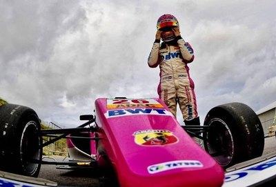Duerksen corre la 5ª fecha del Campeonato Alemán de Fórmula 4