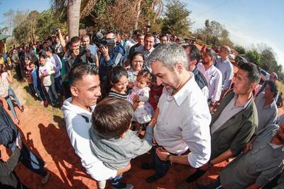 Jefe de Estado exhortó a restaurar la armonía entre paraguayos