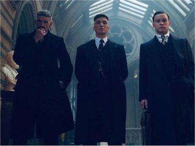Quinta temporada de Peaky Blinders estará en Netflix desde octubre