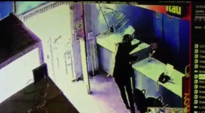 HOY / Asalto en supermercado: un policía herido y botín estimado de G. 30 millones