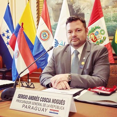 Procurador es designado como presidente de Asociación Latinoamericana de Procuradurías de Estado