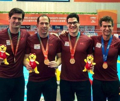 ¡Paraguay alcanzó la medalla de oro!