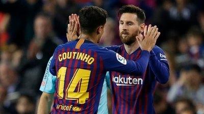 Barça cambia el destino en la cesión de Coutinho
