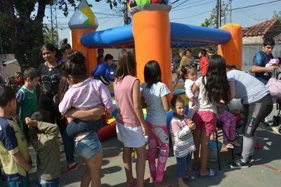 Internos de granja Ko'ê Pyahu organizaron festejo para niños