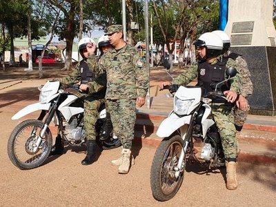 Policía motorizada busca reducir delincuencia en Concepción