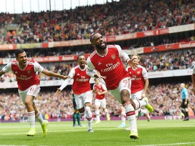Aubameyang y Ceballos reafirman al Arsenal