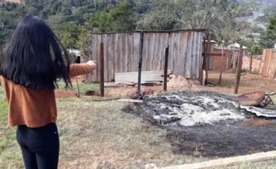 Procesan a hombre que incendió vivienda de su ex pareja