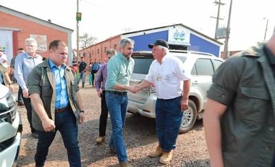 HOY / Abdo anuncia inversión de US$  2.500 millones de dólares en   el Chaco en cinco años