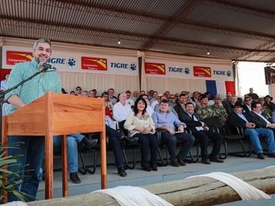 'Al Palacio de López se llega con votos, no se entra por la ventana'- Mario Abdo