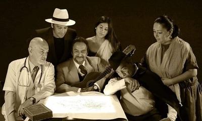 Obra homenajea a José Asunción Flores y a la guarania