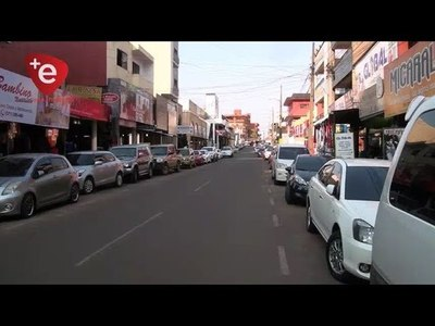 REDUCEN VENTAS EN EL CIRCUITO COMERCIAL