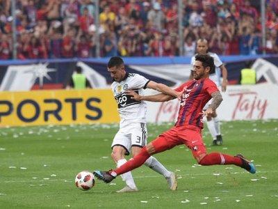Cerro y Olimpia no encuentran el gol en un histórico clásico en la Nueva Olla