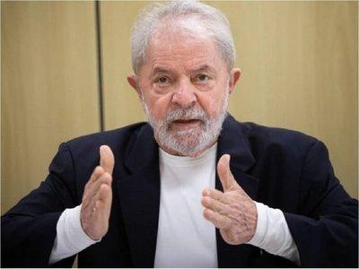 Lula afirma que quiere salir de la cárcel con 100% de inocencia