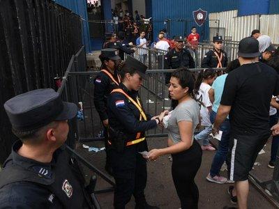 No hubo incidentes en el clásico entre Cerro y Olimpia