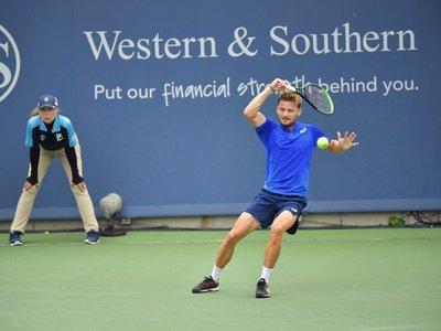 Goffin vence a Gasquet y jugará por primera vez una final de Masters 1.000