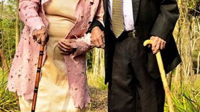 Abues celebraron  ¡70 años de puro amor!