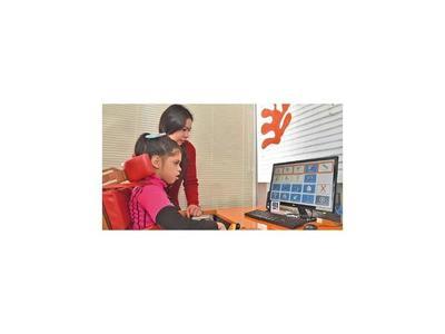 Potencian la comunicación de  niños con discapacidad usando tecnología