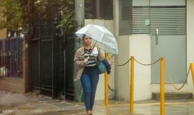 Meteorología anuncia jornada fría y lluviosa