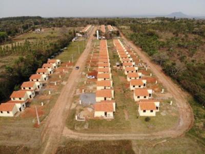 Unas 90 familias acceden a la casa propia en Villarrica