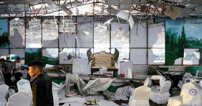 Atentado en boda en Afganistán dejó 63 muertos y 182 heridos
