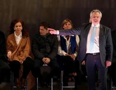 Férnandez a Bolsonaro: «Tranquilo, porque no pienso cerrar la economía»