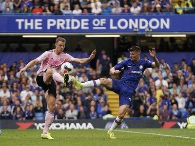 El Chelsea sigue sin carburar