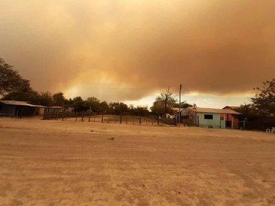 Incendio forestal en el Pantanal paraguayo afectó a unas  21.000 hectáreas  en dos días