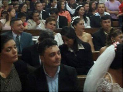 Boda comunitaria une a 20 parejas en Caaguazú