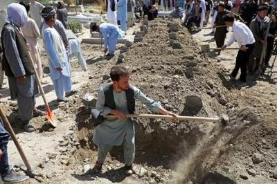 Estado islámico reivindica la explosión en una boda en que murieron 63 personas