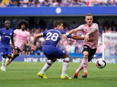 El Chelsea sigue sin poder sumar de a tres
