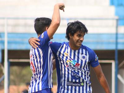 Lo mejor del partido entre 12 de Octubre y Caaguazú
