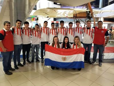 Nadadores van al Mundial