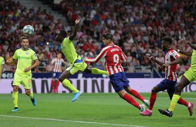 Álvaro Morata le da la victoria al Aleti