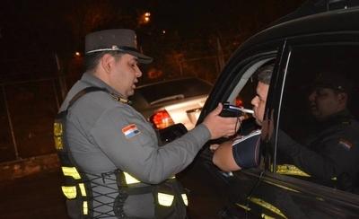 HOY / En una semana de controles demoran a 324 conductores alcoholizados