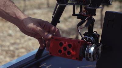 Los drones, al rescate de los viñedos de Luxemburgo