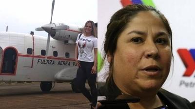 HOY / Titular de Petropar defiende vuelo de modelos y revela llamada de Abdo