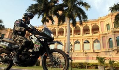Grupo Lince recibió 200 motocicletas para fortalecer seguridad en los barrios