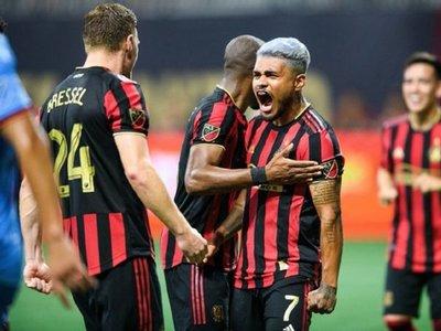 Josef Martínez establece nueva marca en la MLS y pone líder al Atlanta