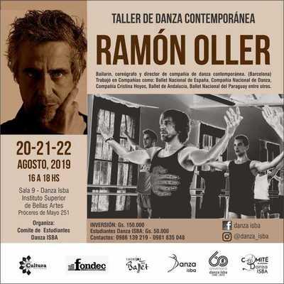 Se encuentra en Paraguay el coreógrafo que realizará el montaje para el Ballet Nacional