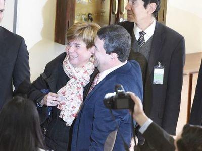 """""""No vamos a entrar en la bipolaridad política de la ANR"""", sostiene Masi"""
