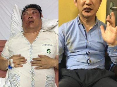 VIDEO: Así fue la pelea de coreanos en Ciudad del Este