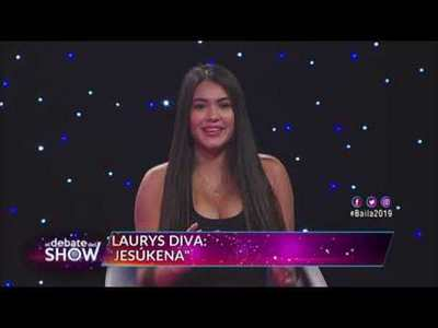 ¡Laurys Dyva ganó el duelo telefónico y sigue en el Baila Conmigo Paraguay!