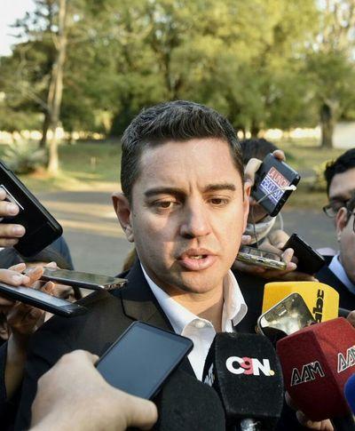 """Alliana promete """"corte definitivo"""" del juicio político a Abdo """"antes del jueves"""""""