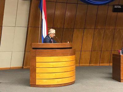 Sánchez Tillería advirtió que acta bilateral significaba quiebra de la ANDE